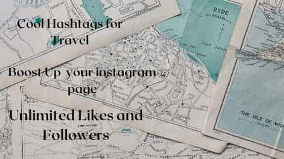 Cool Hashtags for Travel