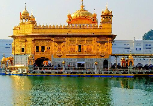 facebook status for golden temple