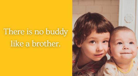 Big Sister to Little Brother Quotes