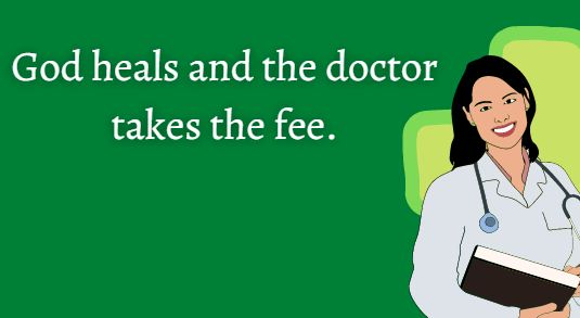 Doctors Sayings Quotes
