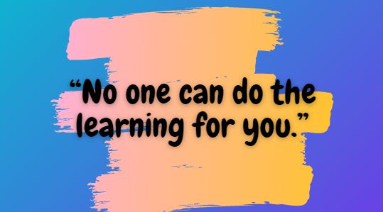 Inspiration Sayings for Students