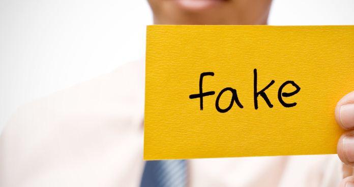 fake status