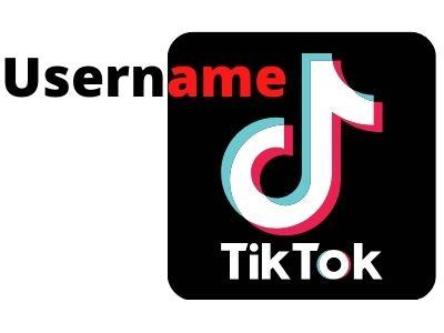Tiktok Usernames for girls